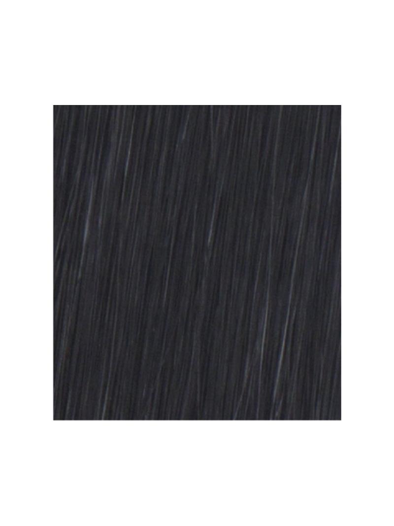 Perruque Synthétique Mi-Longue Lisse Voyage - Noir
