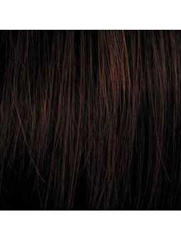 Perruque synthétique mi longue lisse Alizée - auburn