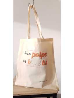 Tote Bag je me Palpe les Boobs