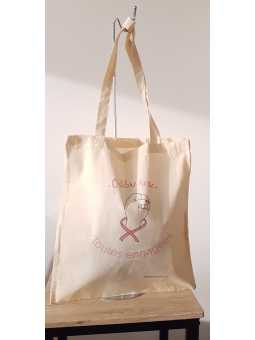 Tote Bag Octobre rose...