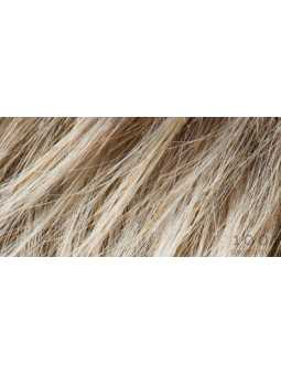 sandyblonde rooted- Perruque synthétique carré lisse Smoke Hi Mono