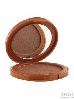 Poudre bronzante mat pour le teint Eye care