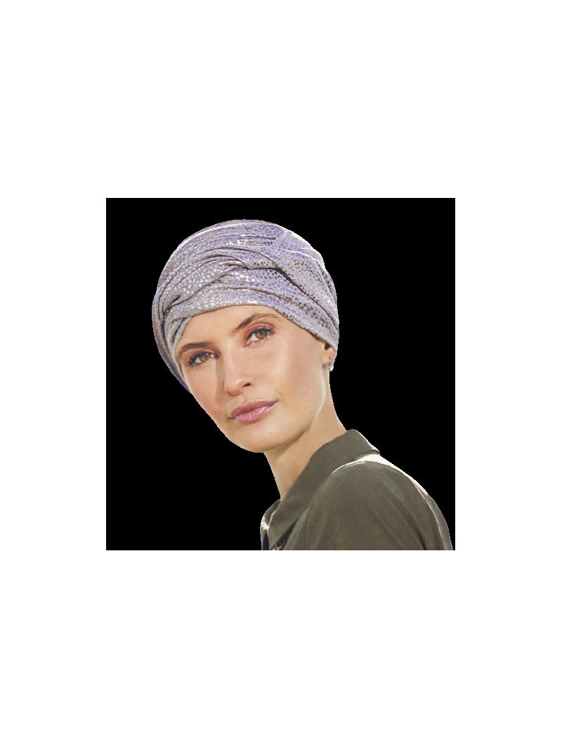 Bonnet chimiothérapie Viva Zoya imprimé