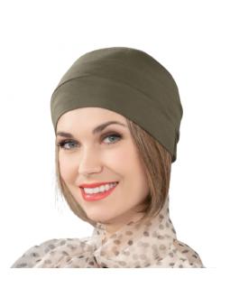 Bonnet chimiothérapie Tala en coton