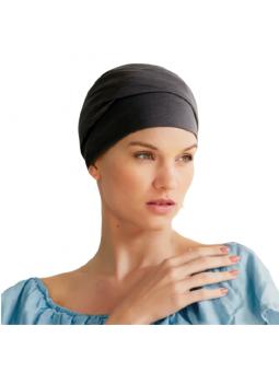 Bonnet chimiothérapie Zoya Viva calin coloris anthracite