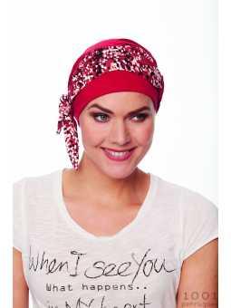 Bonnet chimio NEW LUCIA coloris SCHWARZ