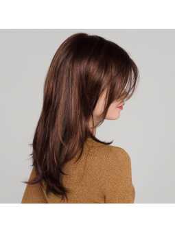 Perruque synthétique longue lisse Vogue - Auburn mix 33.130.4
