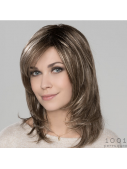 Perruque femme Hi Tec Hair Power Ellen-wille Coloris Bernstein