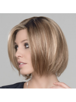 Perruque synthétique carré lisse Elite- ginger rooted