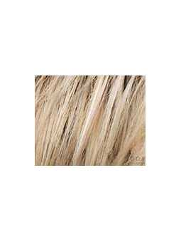 champagne rooted-Perruque synthétique courte lisse Date Mono