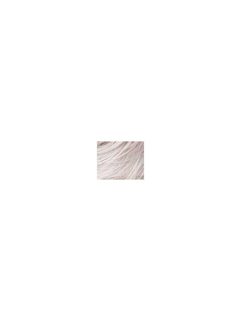 silver mix- Perruque synthétique courte lisse Risk