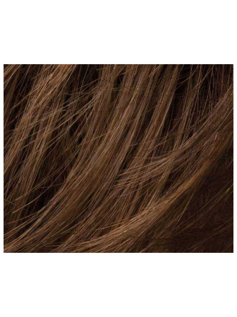 chocolate mix- Perruque synthétique courte lisse Liza Small Deluxe