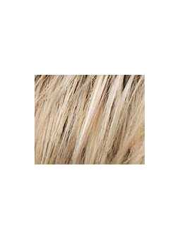 sandyblonde rooted- Perruque synthétique courte lisse Carol mono