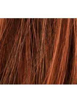 hot cinnamon mix- Perruque synthétique courte lisse Ivy